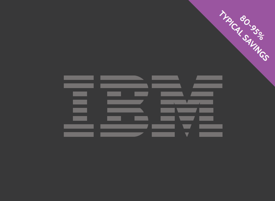 IBM certified pre-owned