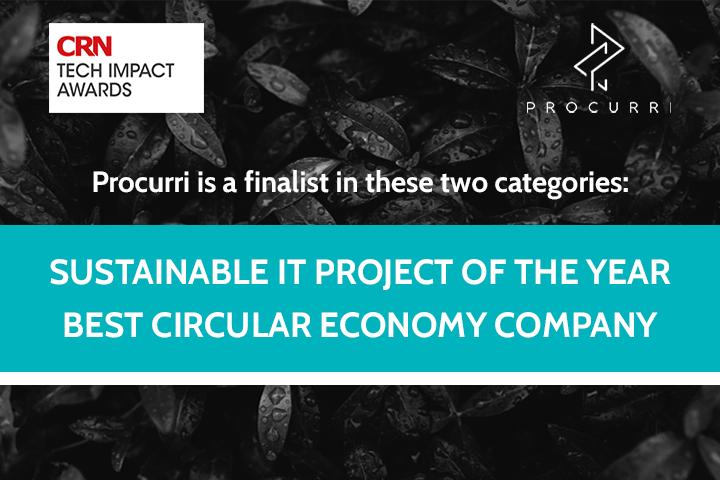 Procurri CRN finalist