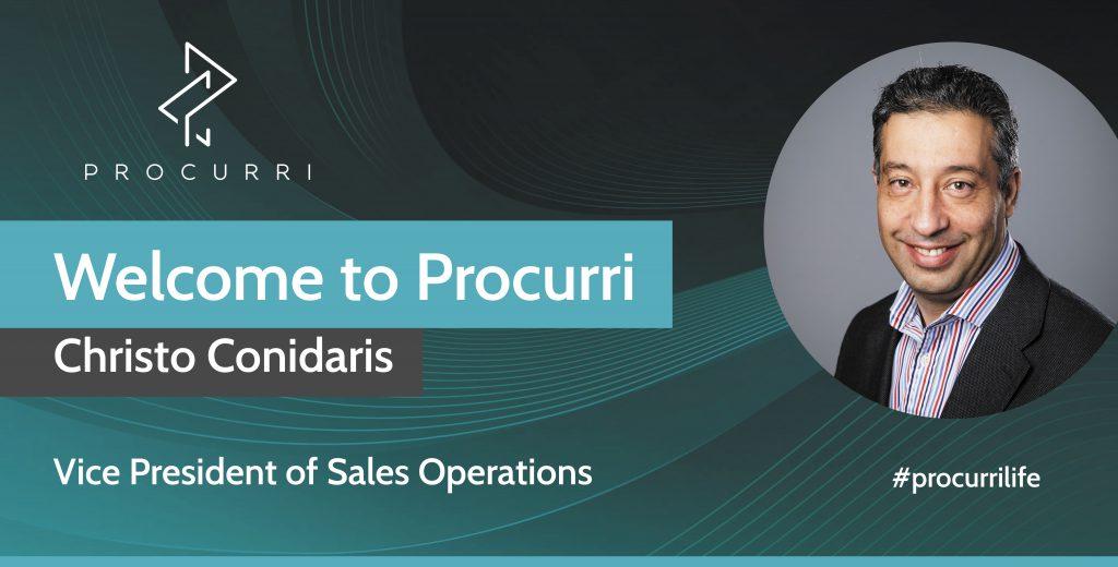 Procurri new hire
